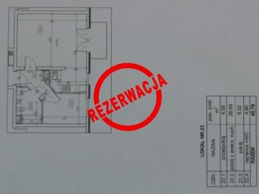 Mieszkanie blok mieszkalny Pasłęk