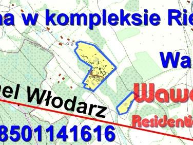 Działka leśna Jugowice
