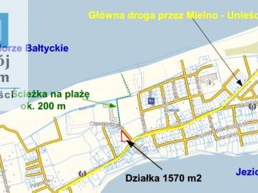 Działka Mielno
