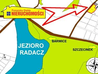 Działka budowlana Parsęcko