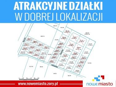 Działka budowlana Żory