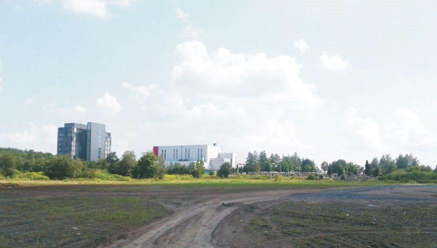 Działka Sosnowiec