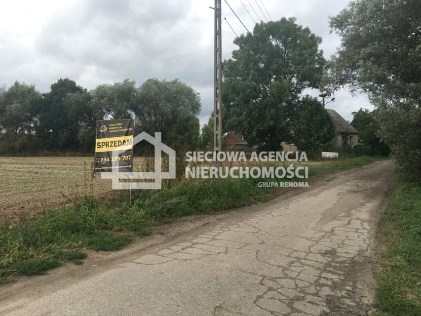 Działka rolna Gdańsk