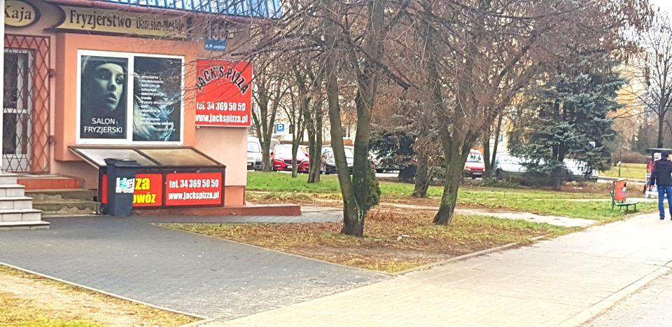 Budynek użytkowy Częstochowa