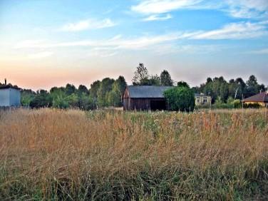 Działka budowlana Wierzchowisko
