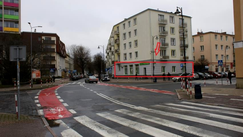 Lokal Kołobrzeg