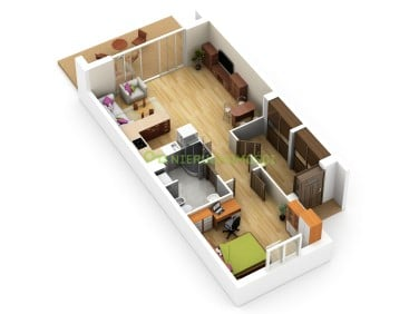 Mieszkanie Kalinowo