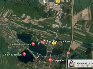 Zabudowana działka Kryspinów