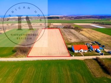 Działka budowlano-rolna Frombork