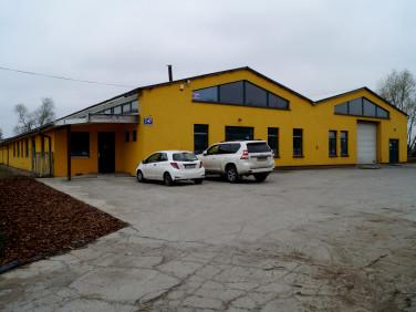 Budynek użytkowy Wola Batorska