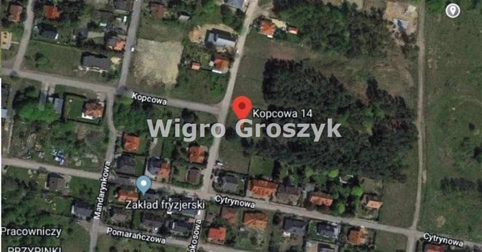 Działka usługowa Poznań