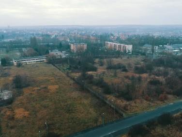 Działka przemysłowa Legnica
