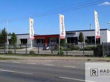 Budynek użytkowy Deszczno
