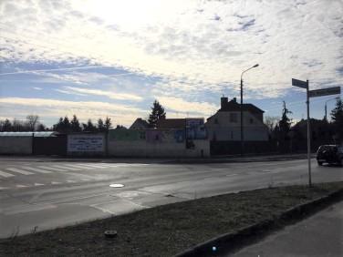 Działka budowlana Luboń