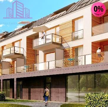 Mieszkanie apartamentowiec Sarbinowo