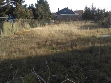 Działka budowlana Daszewice