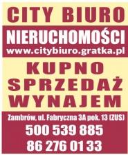 CITY - BIURO NIERUCHOMOŚCI