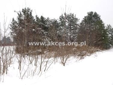Działka inwestycyjna Lesznowola
