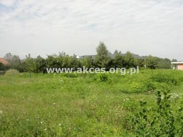 Działka budowlana Konstancin-Jeziorna