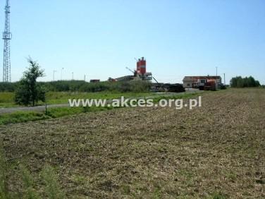 Działka przemysłowa Adamówek
