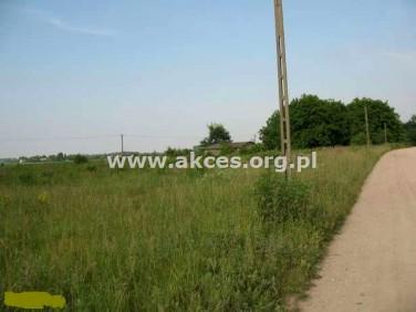 Działka siedliskowa Milęcin