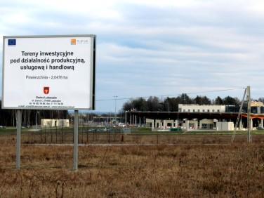 Działka inwestycyjna Budomierz