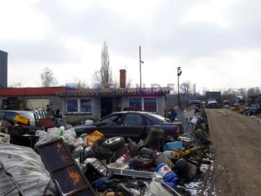 Działka usługowa Częstochowa