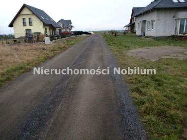 Działka budowlana Nieciszów