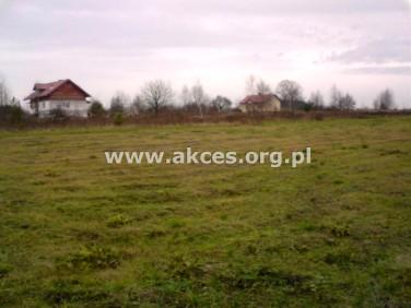 Działka budowlana Bronisławów