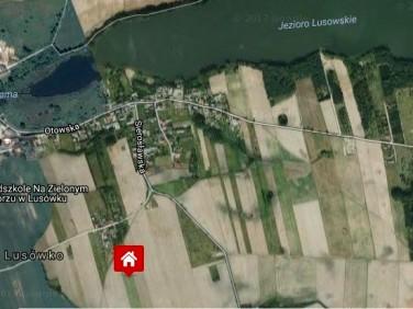 Działka rolna Lusówko