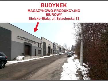 Budynek użytkowy Bielsko-Biała