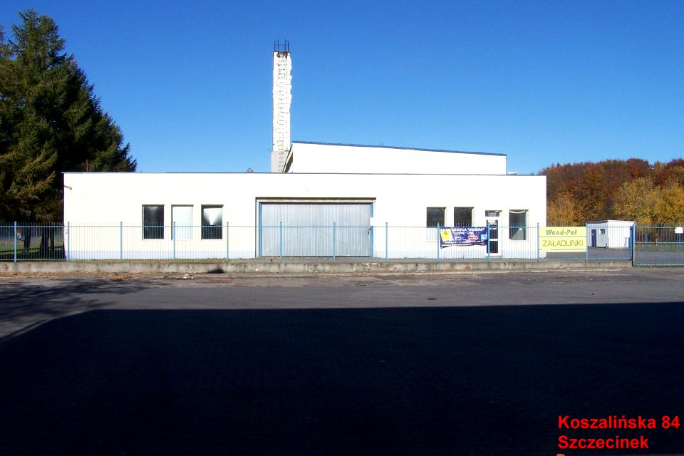 Budynek użytkowy Szczecinek