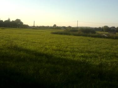 Działka budowlana Cisownica