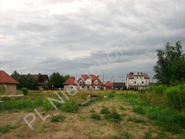 Działka budowlana Kajetany