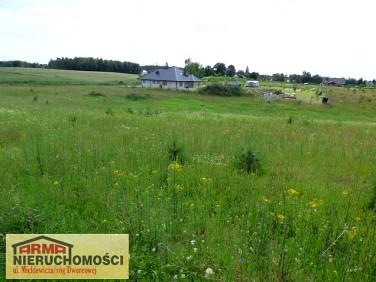 Działka budowlano-rolna Grabowo