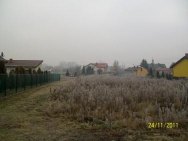 Działka budowlana Fabianki