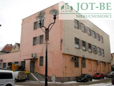 Budynek użytkowy Żmigród