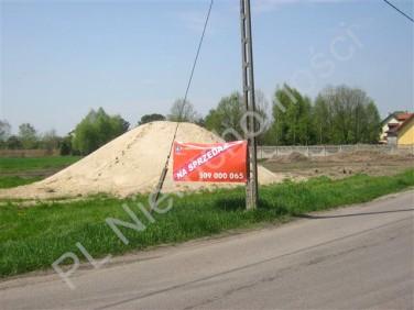 Działka budowlana Żuków