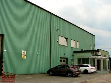 Budynek użytkowy Brwinów