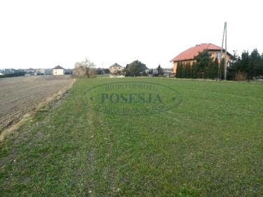 Działka budowlana Gaszowice
