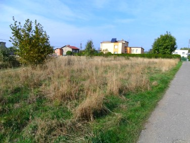 Działka budowlana Bełk