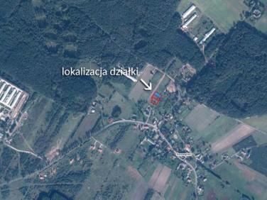 Działka budowlana Szczeglino
