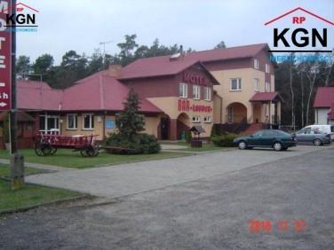 Budynek użytkowy Kuźnica Strobińska