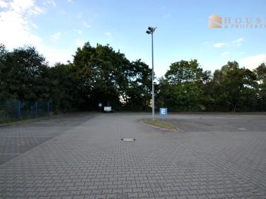 Działka usługowa Gdynia