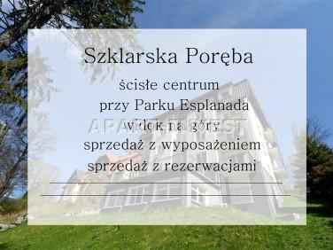 Mieszkanie Szklarska Poręba