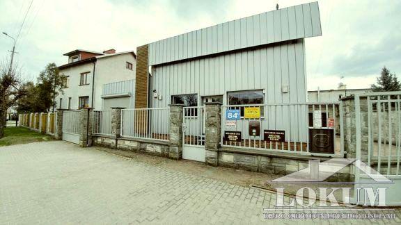 Budynek użytkowy Płock