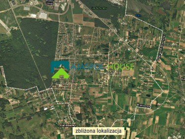 Pusta działka Białystok