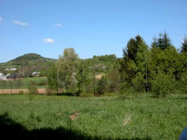 Działka Korczyna