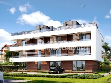Mieszkanie apartamentowiec Krynica Morska