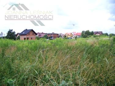 Działka usługowa Bobrowniki